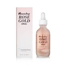 Illuminating Rose Gold Facial Serum 2 oz.