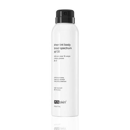 Sheer Tint Body Spray Broad Spectrum SPF 30 6 fl oz