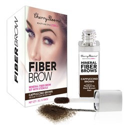 Cherry Blooms Fiber Brow Kit