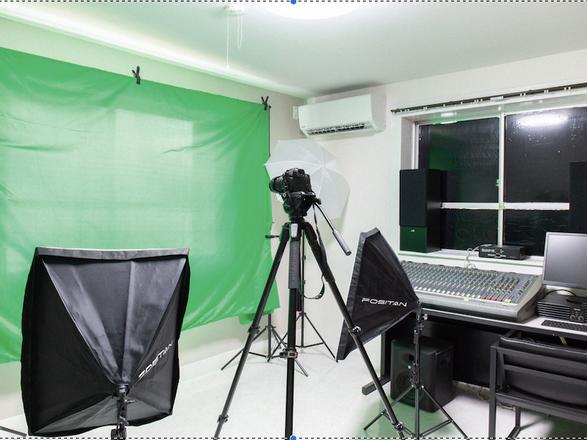 room1 撮影も可能なスタジオ型オフィス