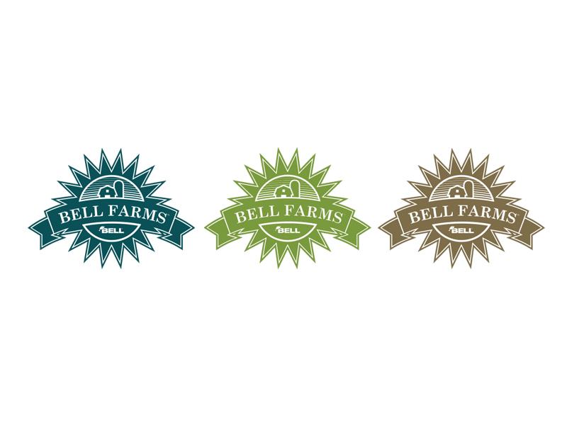 Bell Farms Logos