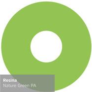 Resina Nature Green PA