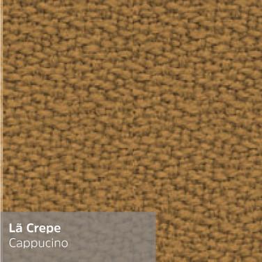 Lã Crepe Cappucino