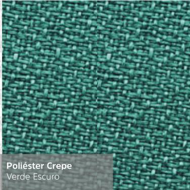 Poliéster Crepe Verde Escuro