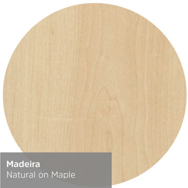 Natural on Maple