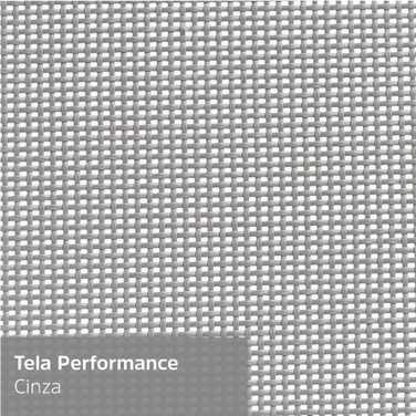 Tela Performance Cinza
