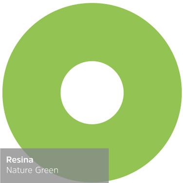Resina Nature Green