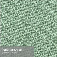 Poliéster Crepe Verde Claro