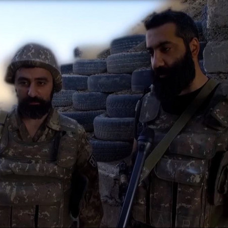 Հաղթանակը վրա է հասնում էն պահին, երբ հայ զինվորը պատրաստ է նվիրաբերել իր կյանքը հայրենիքին.