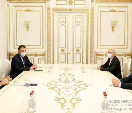 Փաշինյանը բարձր է գնահատել Իրանի հավասարակշռված և կառուցողական մոտեցումը տարածաշրջանային խնդիրների..