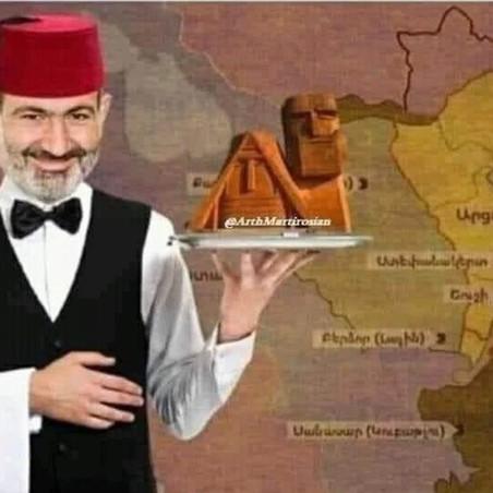 Փաշինյանն ու Իմ քայլը՝թուրք-ադրբեջանական համատեղ նախագիծ են