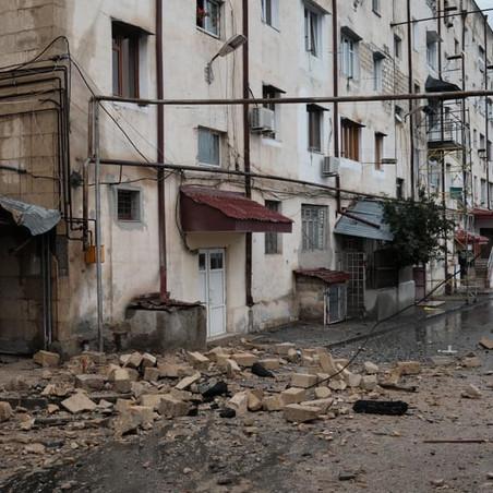 Առ այսօր թիրախավորվել ու ավերվել են 18 դպրոցական շենք, 6 մանկապարտեզ, չորս մշակութային օջախ ԱՀ ԿԳՄ ն