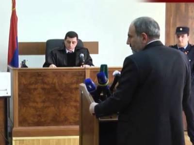Երեւանի ընդհանուր իրավասության դատարանի՝ Շենգավիթի նստավայրի դատավոր Ռոբերտ Պապոյանը...