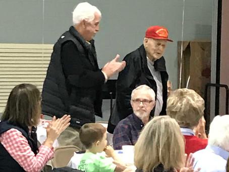 St. John School Celebrates Veteran's Day