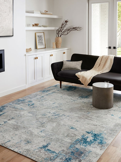 Pebble / Ocean  Rug Various Sizes Available