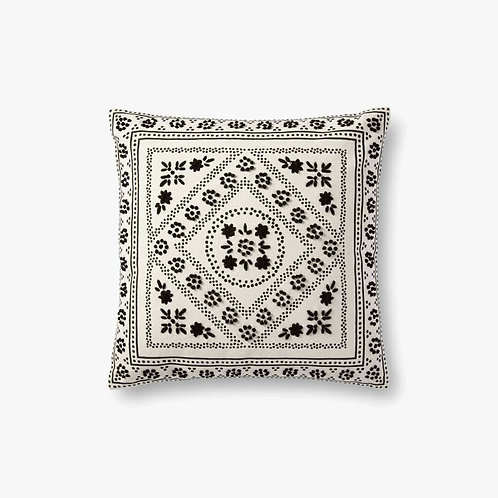 Angles of Elegance Pillows Set of Two - Down Filled Available in Two Colors