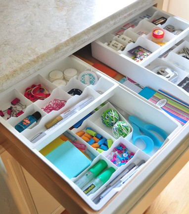 It's Time To Conquer Your Dreaded Junk Drawer