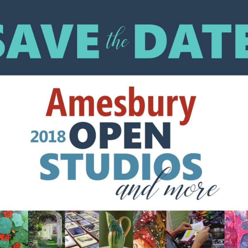 Amesbury Open Studios & More