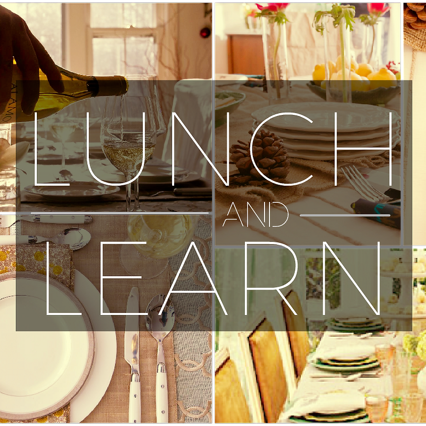 Lunch & Learn, Featuring Milliken and Fibreworks
