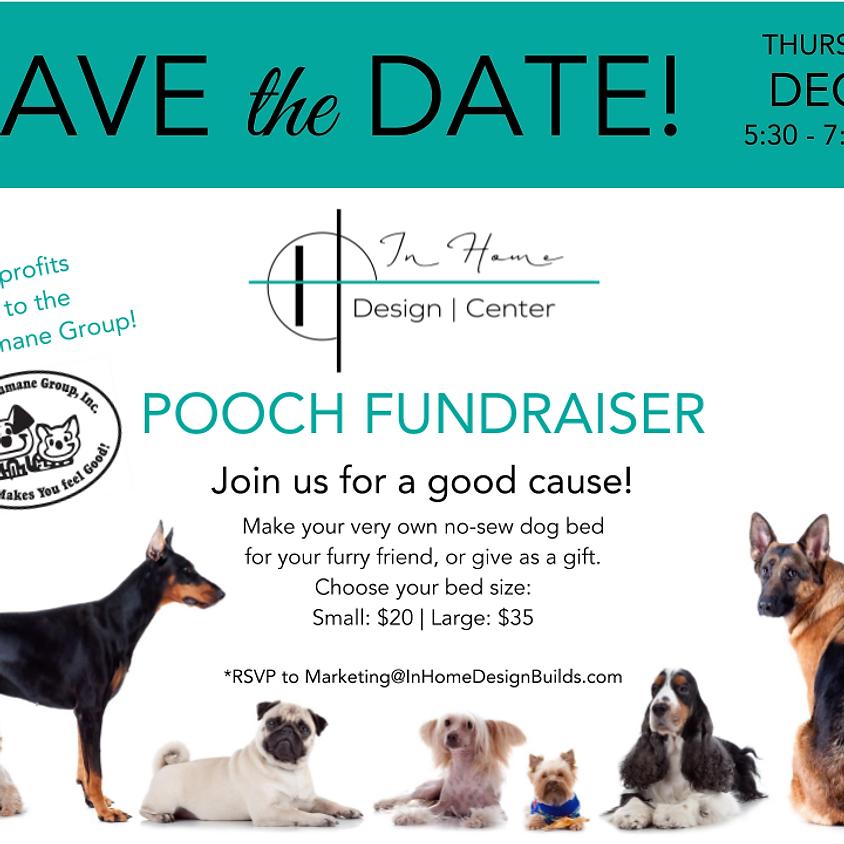 Pooch Fundraiser