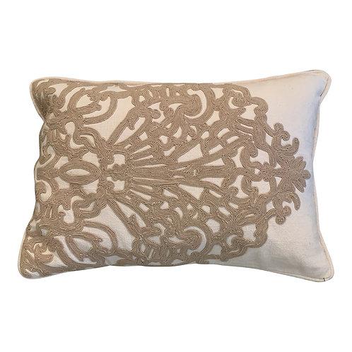 Adr Lydia Blush Pillow