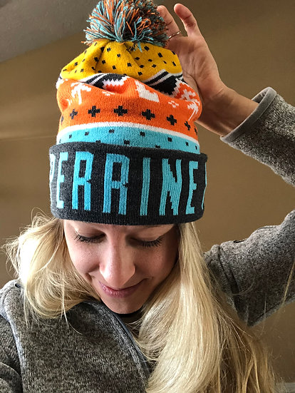 The Coolest Beanie EVER :D