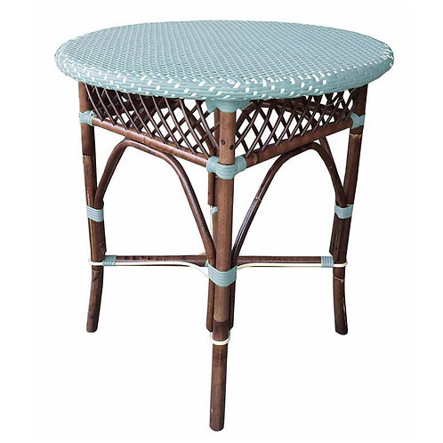 Paris Bistro Dining Table - Blue
