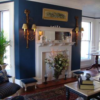 Living Room Decadence