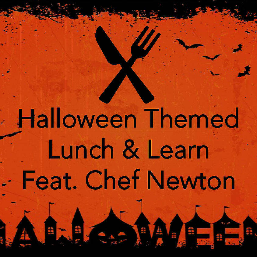 Halloween Themed Lunch and Learn