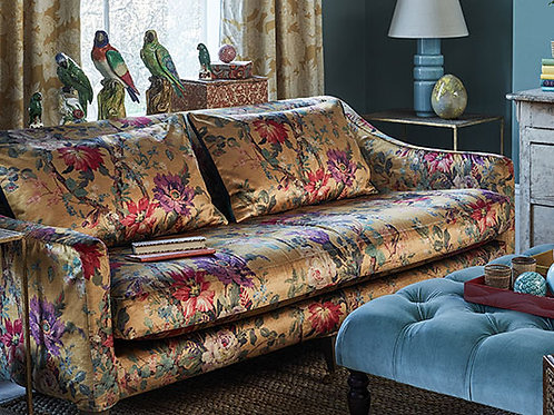 Printed Velvets Fabric Patterns