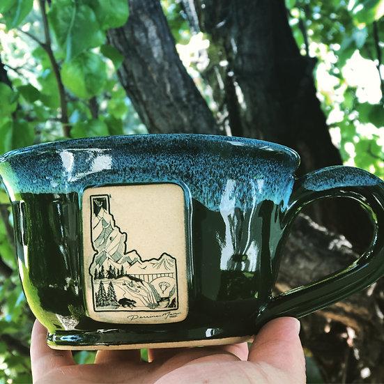 Idaho Adventure HandMade Bowl/Mug
