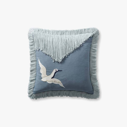 Bird In Flight Pillows Set of Two - Down Filled