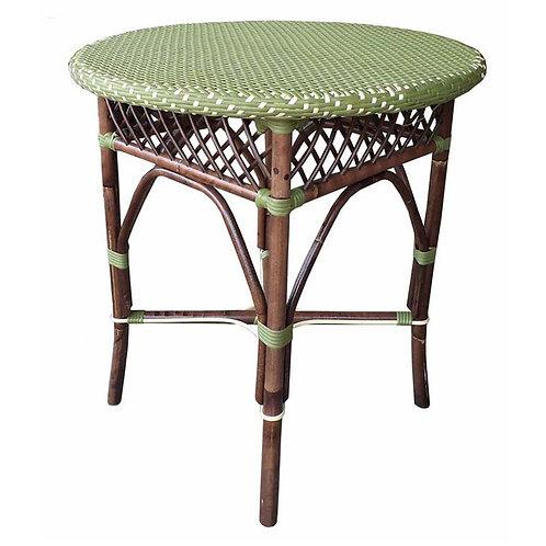 Paris Bistro Dining Table - Green