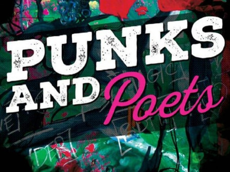 """""""Punks and Poets"""", new exhibition by Brendan Murphy , featuring Eugenia Diaz"""