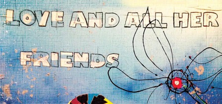 """483 Gallery Presents: """"Love And All Her Friends,"""" A Brendan Murphy Retrospective"""
