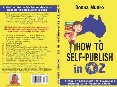 Do you want to learn how to easily self-publish?