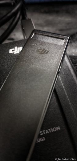 SSD Harddisk til Inspire 2
