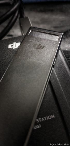 Harddisk til ZENMUSE X7