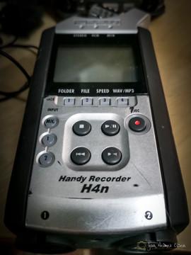 Handy Recorder H4n Pro