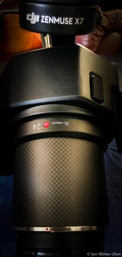 DJI kamera X7