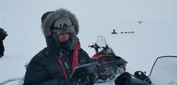 Filming av Finnmarksløpet 2020