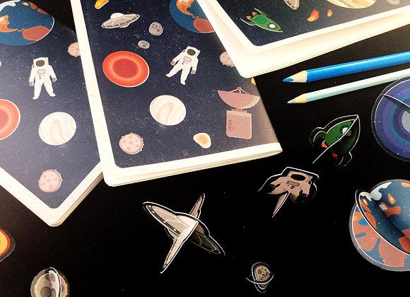מחברת חלל