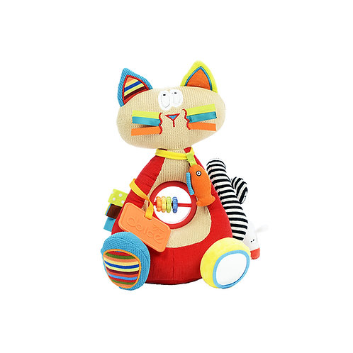 צעצוע פעילות חתול סיאמי