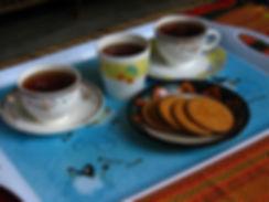 Tea for parents