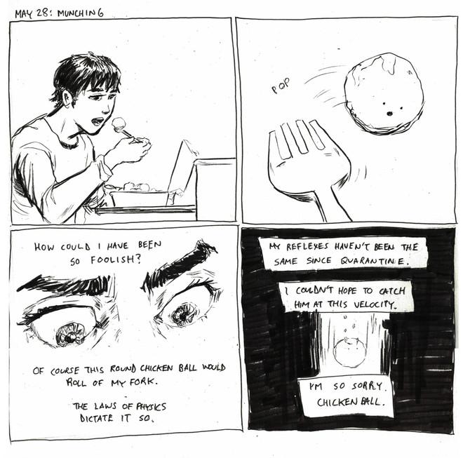 Journal Comics - May 28th