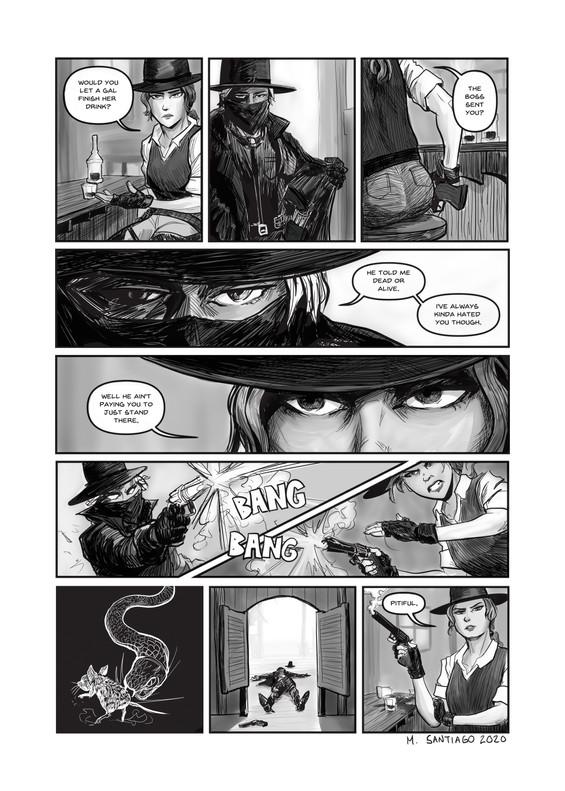 The Last Shot Saloon - Part 2