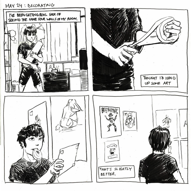 Journal Comic - May 24th
