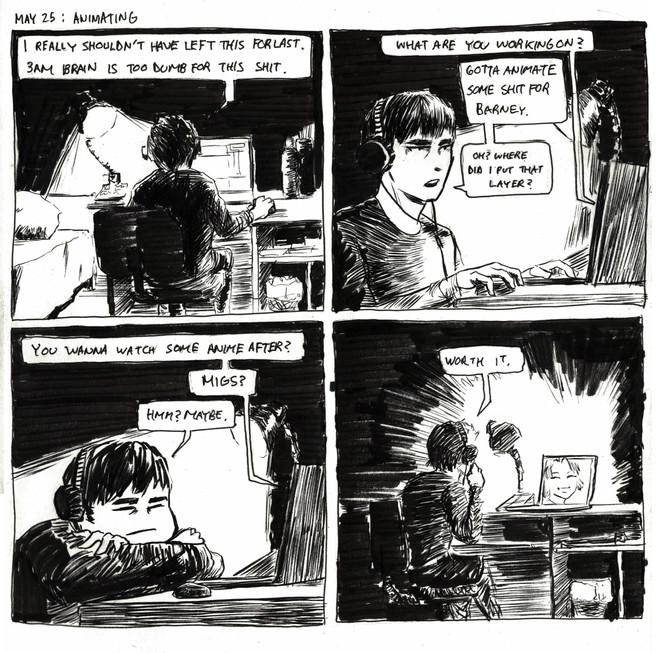 Journal Comic - May 25