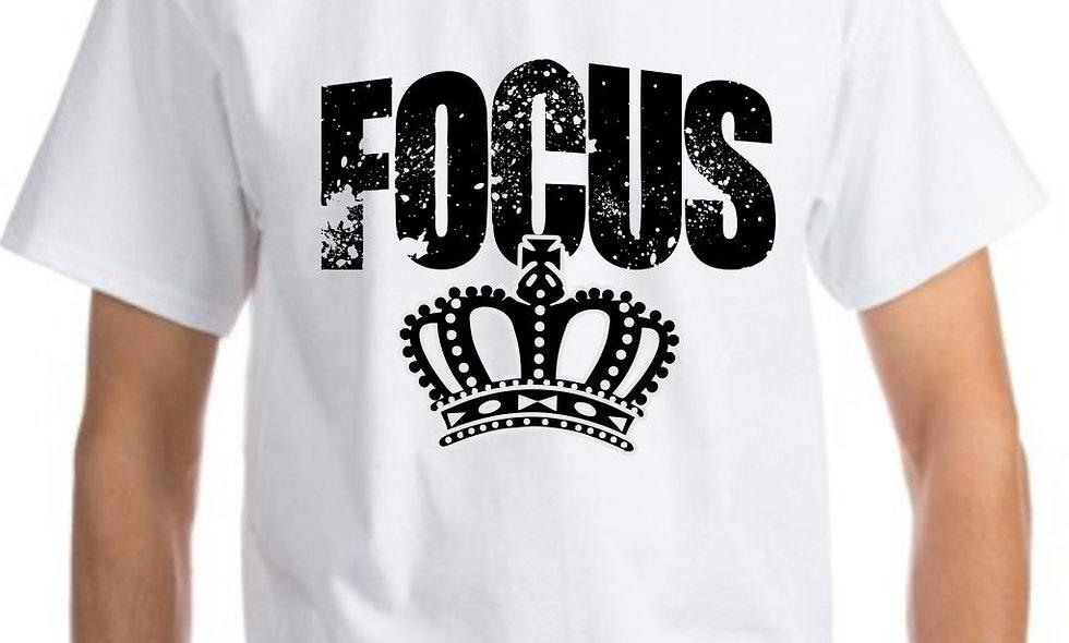 Focused King Tee