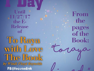 To Raya with Love The E-Book Available in just 1 Day!